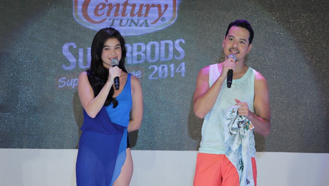 Anne Curtis And John Lloyd Lead This Year's Century Superbods