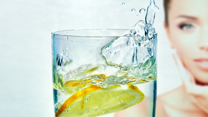 How To Drink Your Way To Nicer Skin