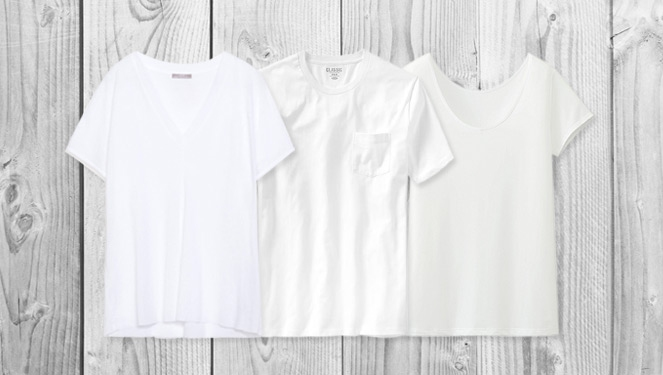 12 Plain White Tees That You Absolutely Need