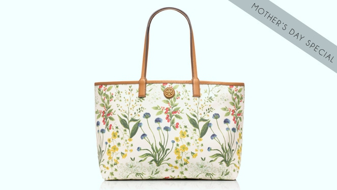 Mother's Day Gift Guide: A Roomy Tote For The Superwoman