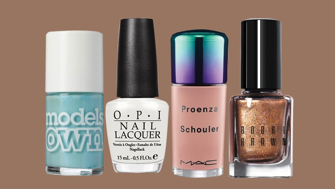 Polishes That Pop Against Tanned Skin