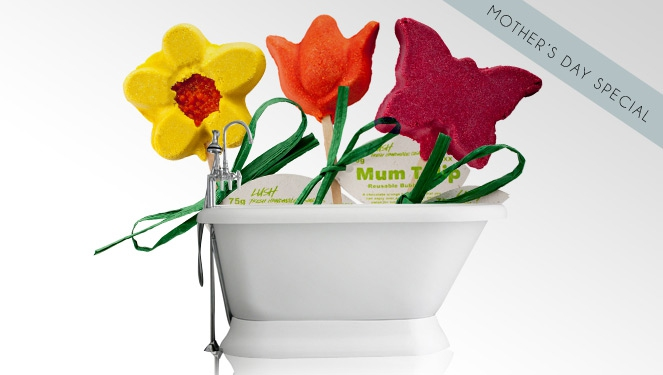 Mother's Day Gift Guide: For The Mom In Need Of A Good Soak