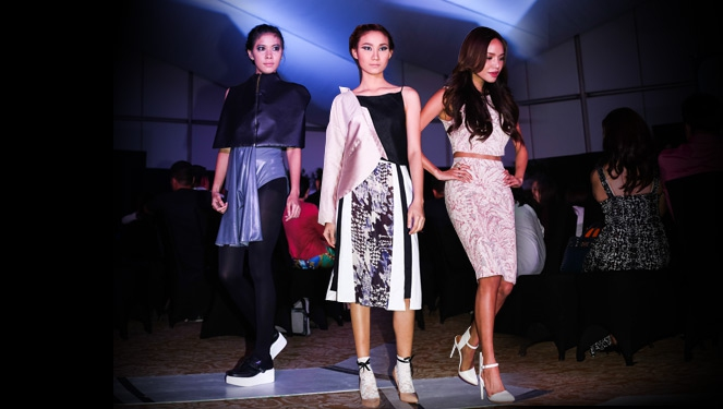 Desynch 2014: Raffles Design Institute Manila Graduation Showcase
