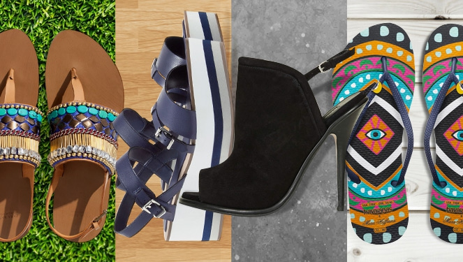 20 Summer-worthy Shoes For Every Get-together