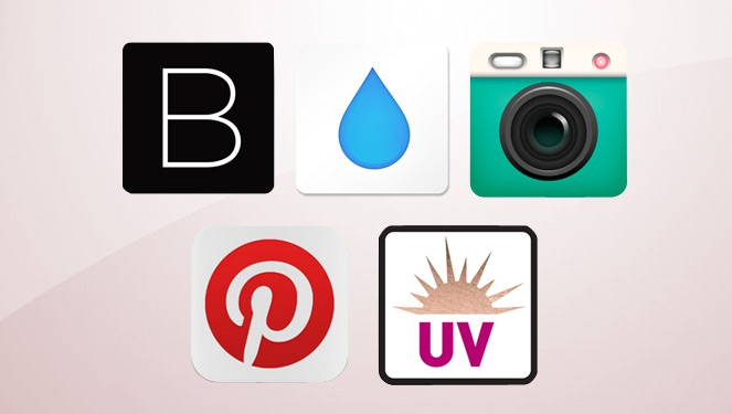 5 Beauty Apps You Need On Your Phone