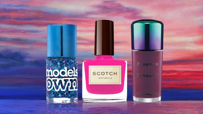 5 Poolside Worthy Polishes