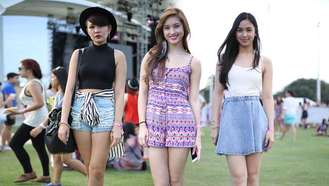 5 Looks To Wear At Wanderland