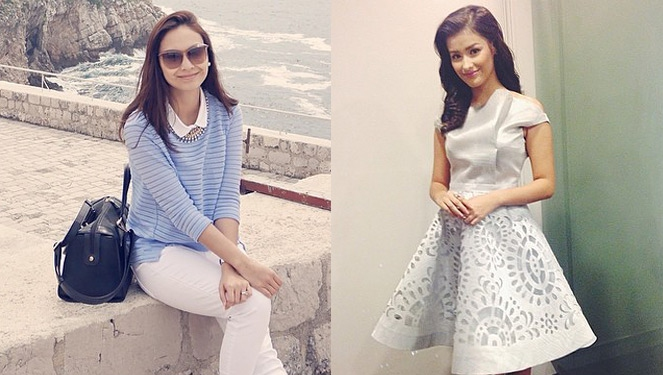 Top Celebrity #ootd: May 11 To 16, 2014