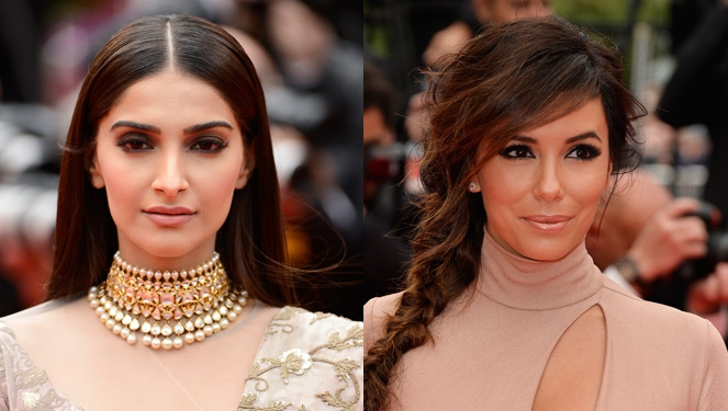 Style Bible Exclusive: L'orÉal Beauties At Cannes Film Festival 2014