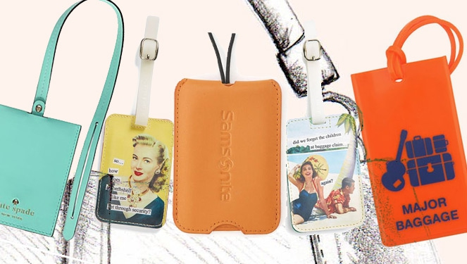 #travelthursday Essential: Luggage Tag