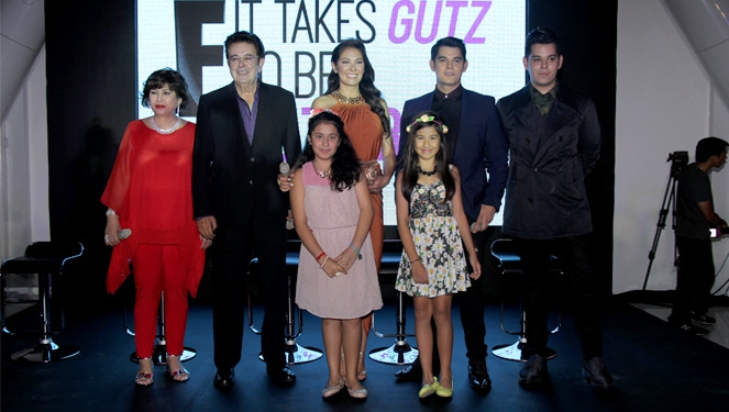The Red Carpet Preview Of It Takes Gutz To Be A Gutierrez