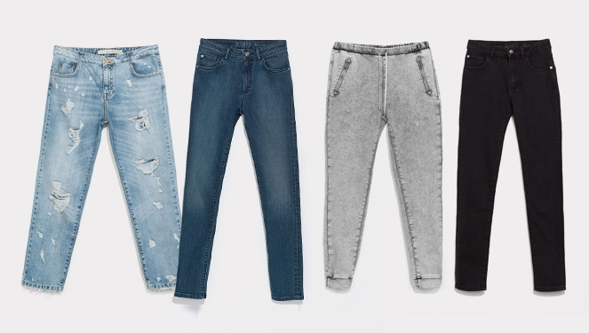 17 Pairs Of Jeans To Rock At Fashion Week