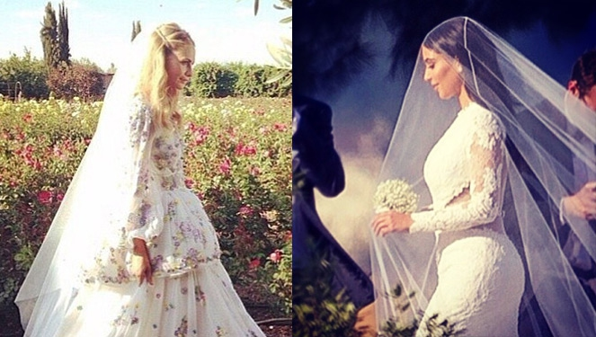 Bride Wars: The Kardashain-delevingne Face Off