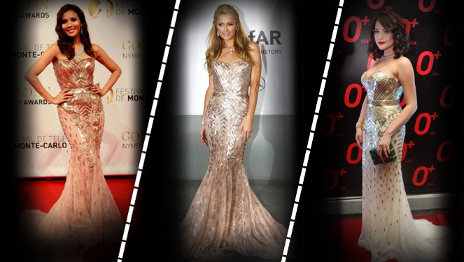 Who Wore It Better: Bea Alonzo, Paris Hilton, Or Karylle?