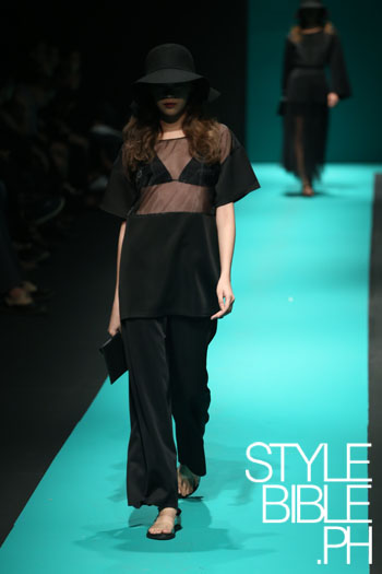 Trend Report Philippine Fashion Week Holiday 2014 Preview