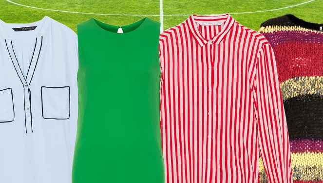 World Cup-inspired Outfits That Actually Look Chic