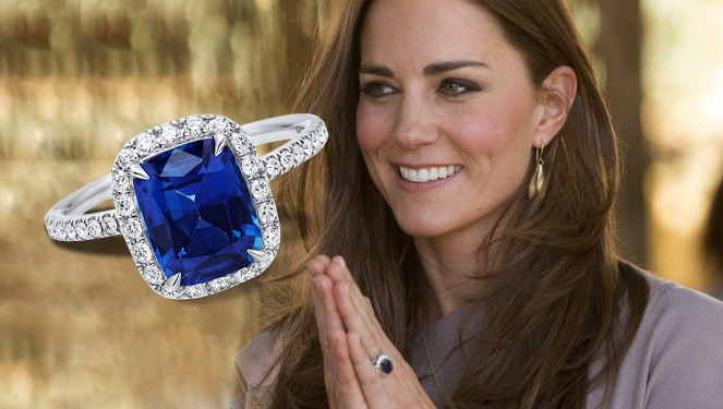 The Bling Ring: Celebrity Engagement Rings