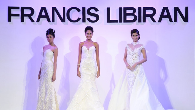 The Peninsula Designer Wedding Show: Francis Libiran