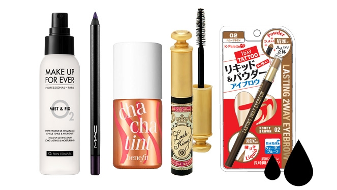 5 Weather-proof Makeup Products You Need In Your Arsenal