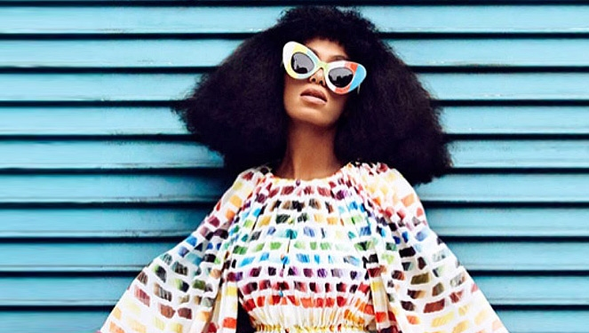 Pull Off Stunning Curls A La Solange Knowles