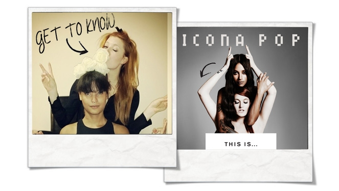 Who Is Icona Pop Anyway?