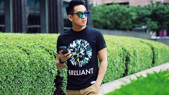 Style Bible Speed Round: Vince Uy Talks About Making The Cover