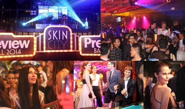 #previewball: A Night In Skin City