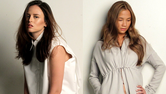 Preview July 2014: Celine Lopez And Georgina Wilson