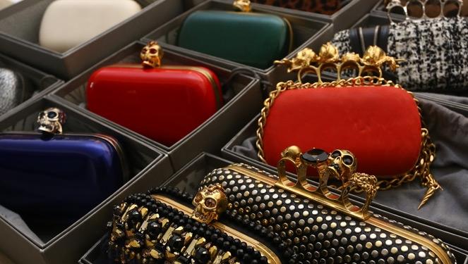 Designer Bag Index: Alexander Mcqueen