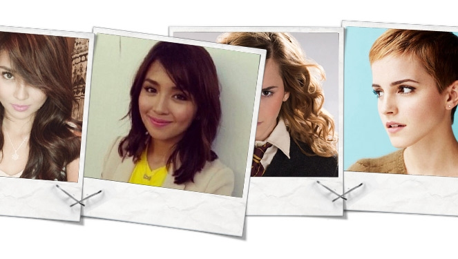 These Celebs Will Make You Want To Cut Your Hair, Stat!