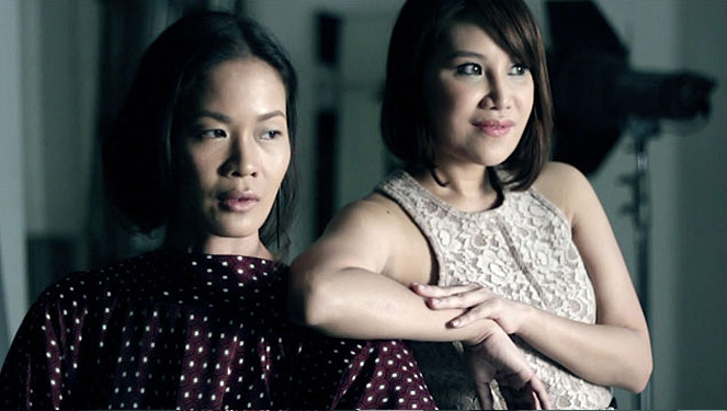 Watch: Aivee Aguilar-teo And Jo Ann Bitagcol Dish About Their Beauty Routine