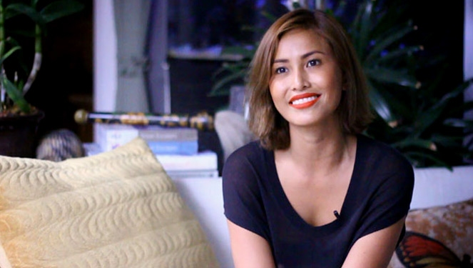 Watch: Charina Sarte Talks About Re-branding And Her New Collection