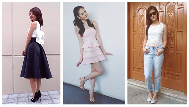 Top Celebrity #ootd Of The Week: July 12 To 18, 2014
