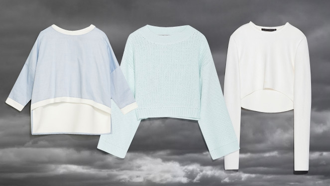 14 Crazy-comfy Cropped Sweaters You Need Now