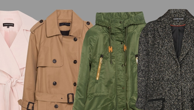 A Pocket Guide To Coats