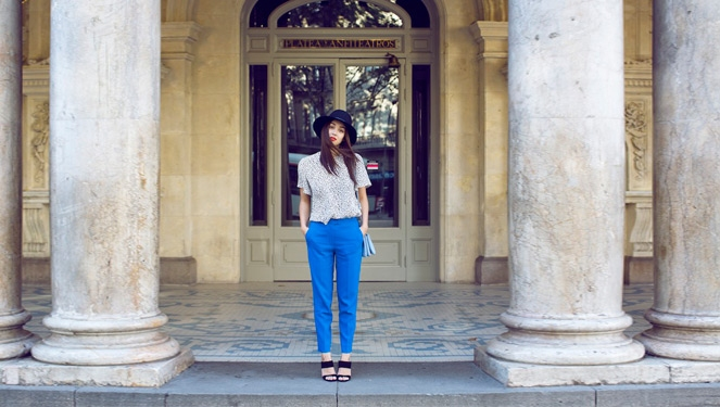 Chiara Ferragni, Kim Jones, Tricia Gosingtian And More Rule This Week's Blogger #ootd