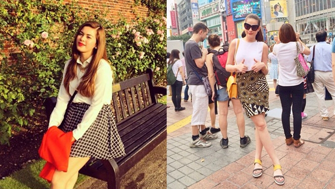 Top Celebrity #ootd Of The Week: July 19 To 25, 2014
