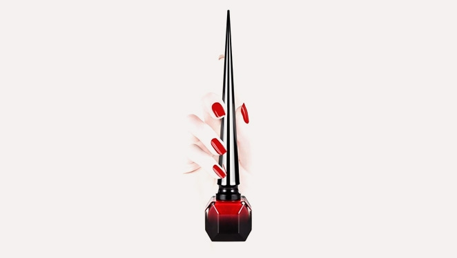 Christian Louboutin Debuts Its Nail Polish