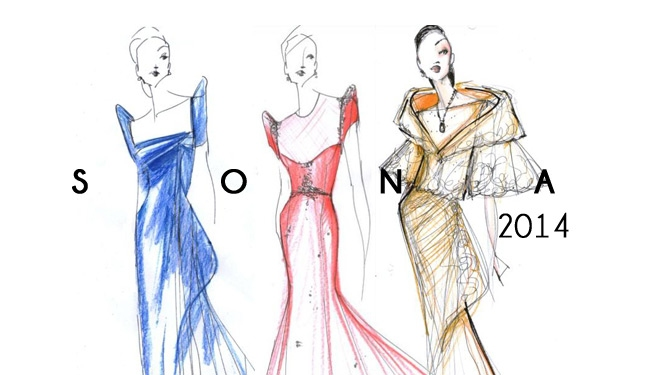 Updated - Sona 2014: Fashion By The Minute