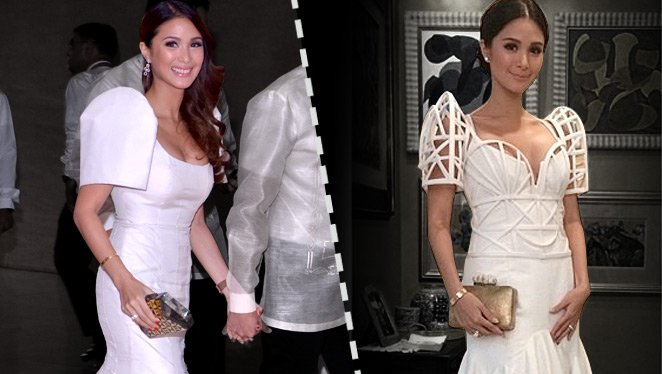 Which Of Heart Evangelista's Sona Looks Do You Like More?