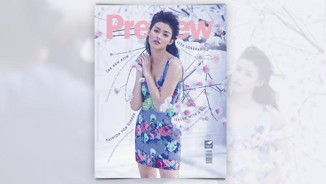 Preview August 2014: Liza Soberano