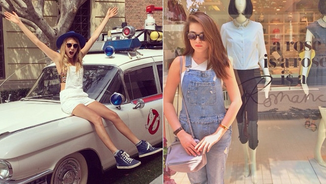 Top Celebrity #ootd Of The Week: July 26 To August 1, 2014