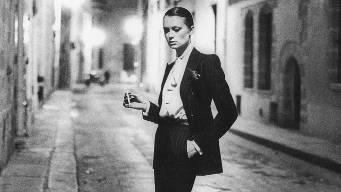 A Week's Worth Of Work Outfits Inspired By Saint Laurent's Le Smoking Suit