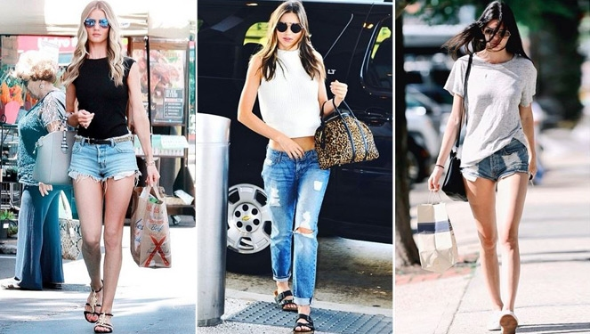 How To Get The Model-off-duty Look