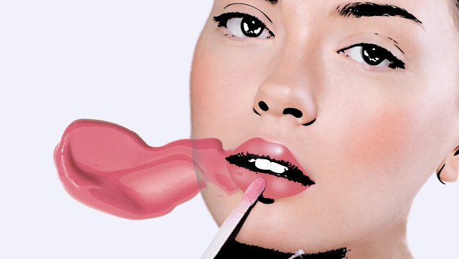 Here's Why You Should Start Wearing Lip Gloss Again