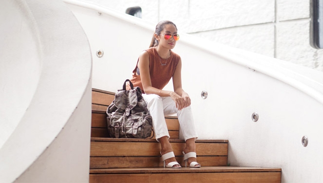 Laureen Uy, Jessica Stein, Camille Co, And More Level Up This Week's Top Blogger Looks