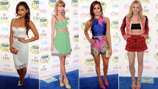 The Best And Worst Looks At The 2014 Teen Choice Awards
