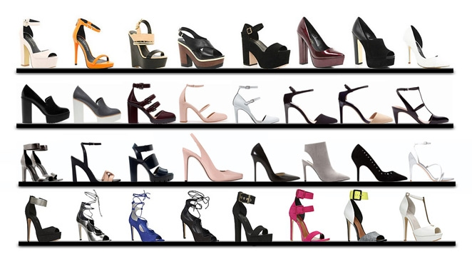 Shoe Special: Where To Shop Heels In Manila