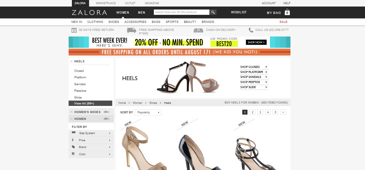 624ca86dccc Shoe Special  Where To Shop Heels In Manila
