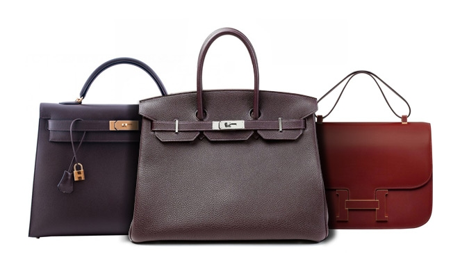 Designer Bag Index: HermÈs